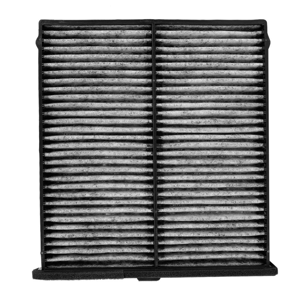 Activated Carbon Duokon Car Cabin Air Filter Activated Carbon Cloth Car Anti-Pollen Dust Air Filter for CX-5 2012-2017