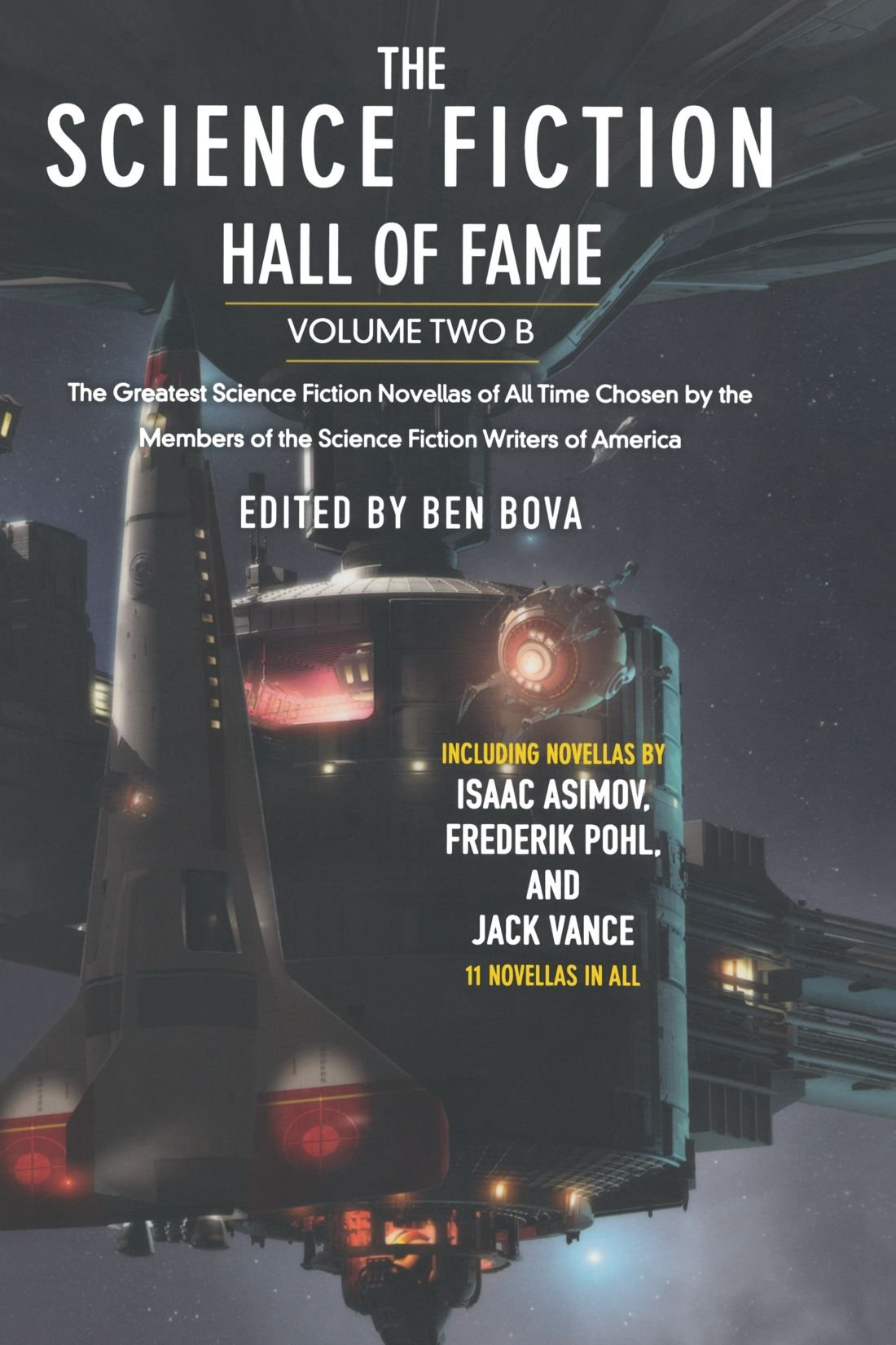 The Science Fiction Hall of Fame, Volume Two B: The Greatest