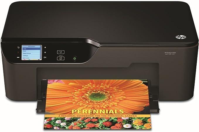 Hewlett Packard DJ 3520 e-All-In-One Wireless Printer