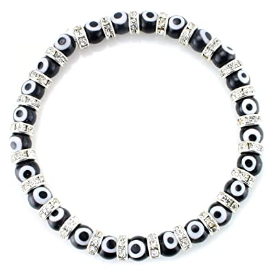 as frannieb use eye this evil shot fine products jewelry bracelet
