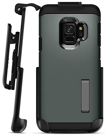 sports shoes d36b7 fabe3 Encased Belt Clip Holster for Spigen Tough Armor Case - Galaxy S9 (case not  Included)