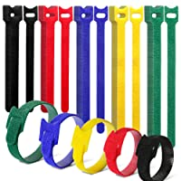 Teenitor 50 Pieces Cable Ties