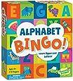 Peaceable Kingdom Alphabet Bingo Board Game