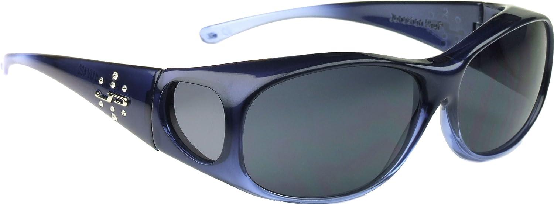 Amazon.com: Fitovers Eyewear Element - Gafas de sol, Azul, M ...