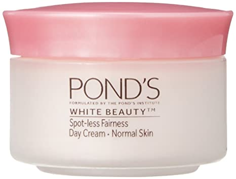 POND'S White Beauty Spot-less Fairness Day Cream, 23g: Amazon.in ...