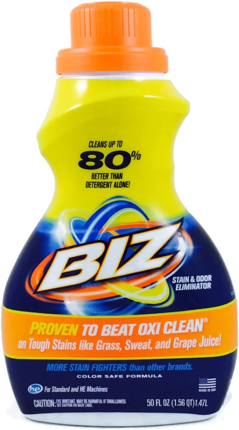 Biz Stain and Odor Eliminator 50 Ounce