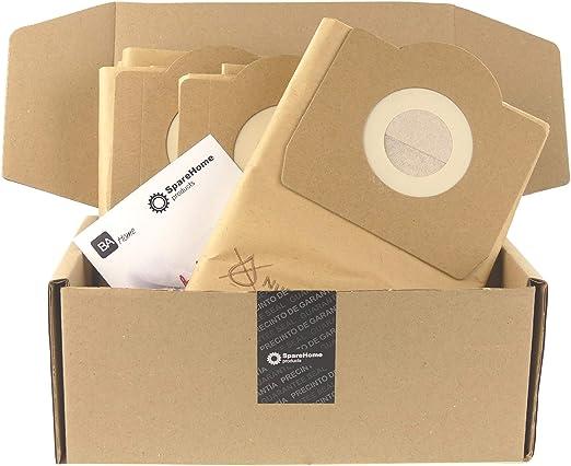 SpareHome Products - 10 Bolsas para aspiradores Parkside Lidl ...