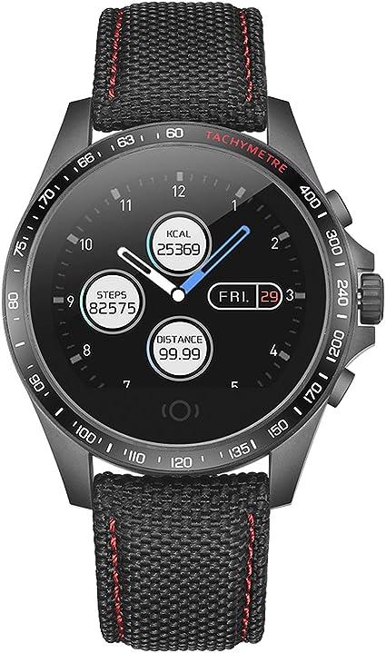 Amazon.com: Reloj inteligente con pantalla táctil ...