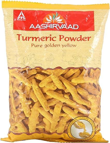 Aashirvaad Turmeric Power, Pouch, 500g