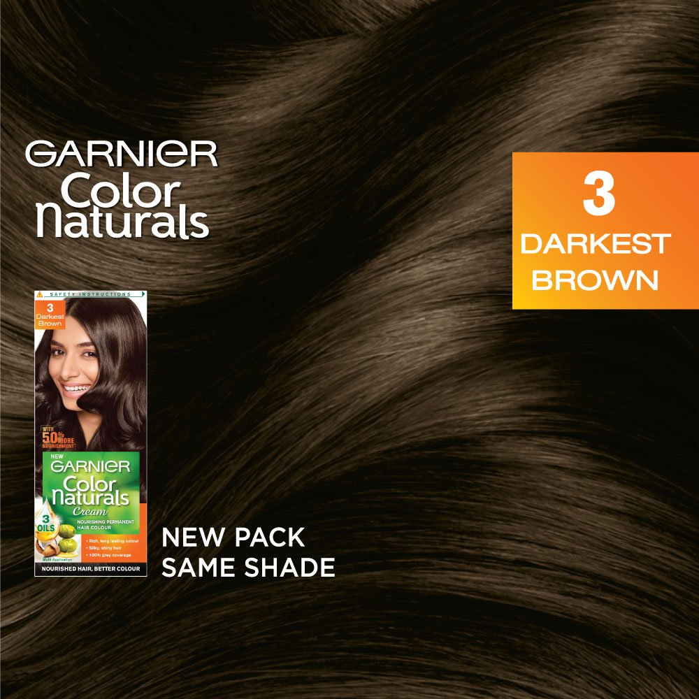 Amazon Garnier Color Naturals Nourishing Permanent Hair Colour