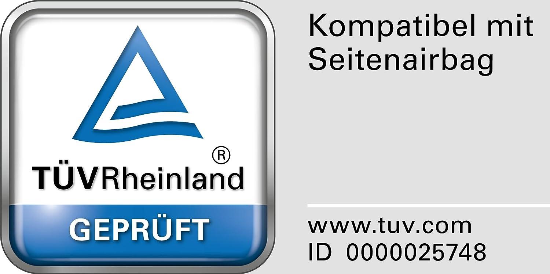 Walser 20019 Autositzbezug Iva aus Lammfell mit Zipp IT System Beige