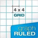 Ampad Evidence Quad Dual-Pad, Quadrille
