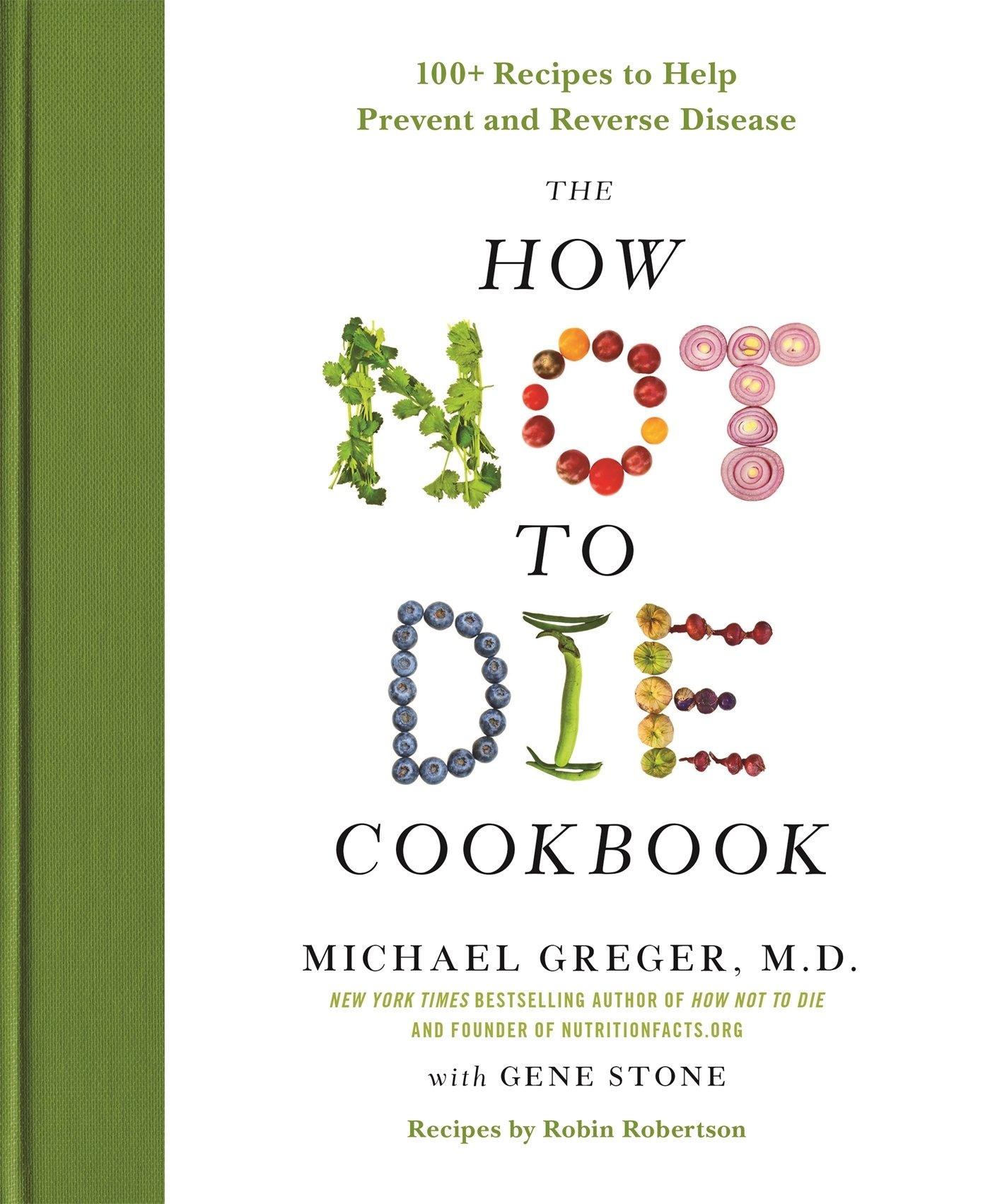 Not Die Cookbook