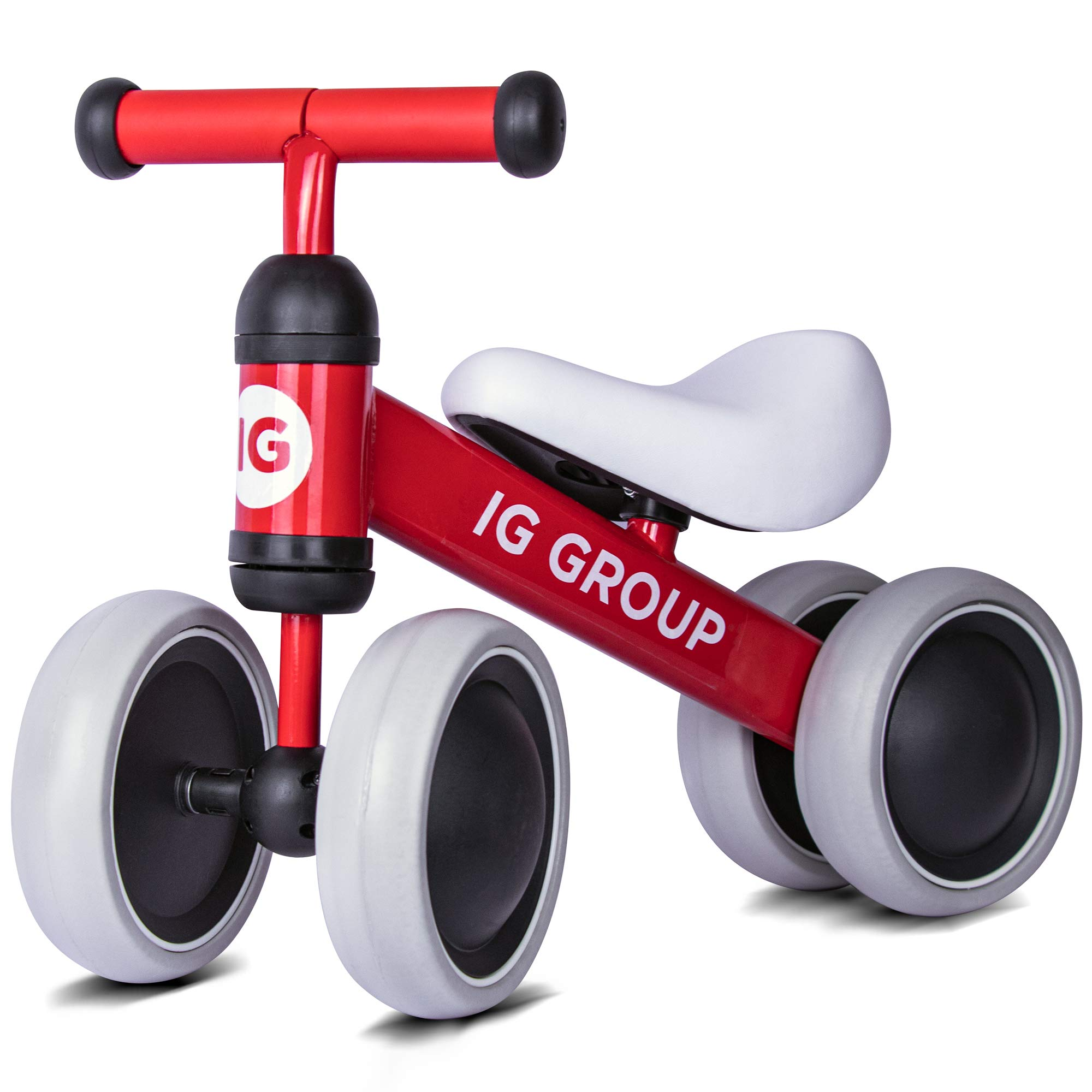 SANXIA Baby Balance Bike,Toddler Bicycle Children Walker for 10-24 Months Baby