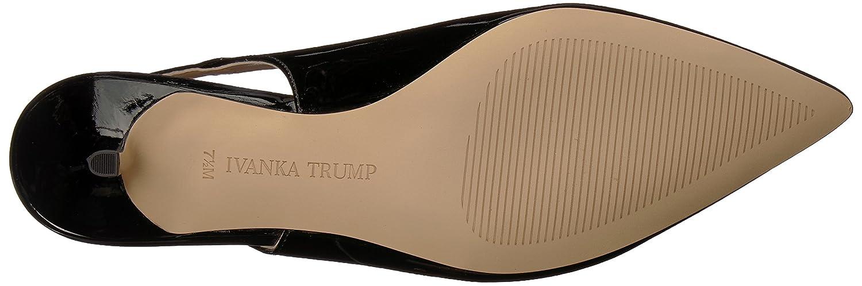 Ivanka Trump Women's Aleth Pump Patent B079TR4RLH 7.5 B(M) US|Black Patent Pump cfaff4