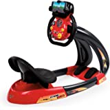 Smoby - 370208 - Cars Carbone V8 Driver + Support