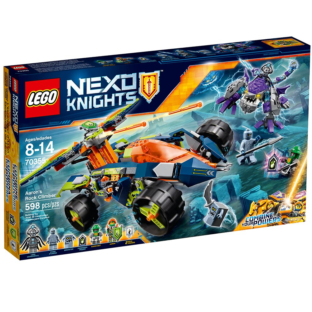 Top 9 Best LEGO Nexo Knights Set Reviews in 2021 18