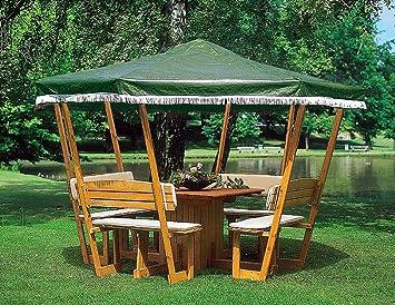 Holzpavillon kaufen amazon