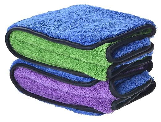 58 opinioni per Sinland asciugamani microfibra Ultra Spessa tovagliolo di secchezza Auto