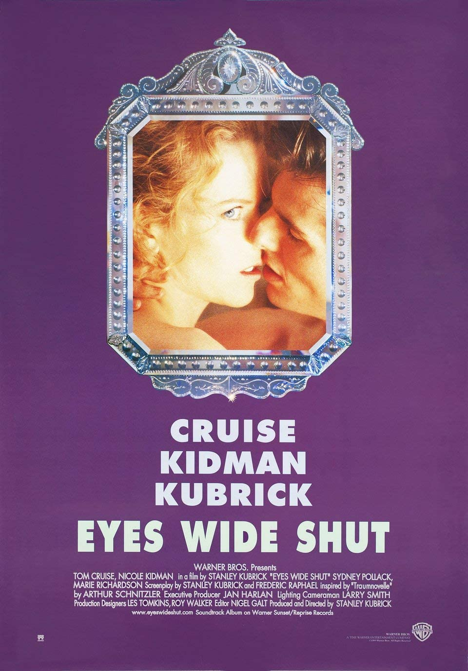 Eyes Wide Shut 1999 U S One Sheet Poster At Amazon S Entertainment Collectibles Store
