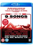 Nine Songs [Blu-ray]