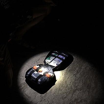 Amazon.com: First Light Tomahawk MC Kit Red/Green Tan Flashlight 999123-TRS-TN: Sports & Outdoors