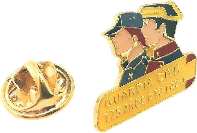 Pin de Solapa Guardia Civil 175 aniversario: Amazon.es: Ropa y ...