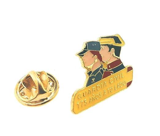 Pin de Solapa Guardia Civil 175 aniversario