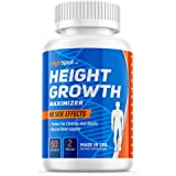 Height Growth Maximither - Natural Peak Height - Organic Formula to Grow Taller - Height Pills To Bone Grow Process…