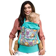 4 in 1 ESSENTIALS Baby Carrier by LILLEbaby – Lily Pond
