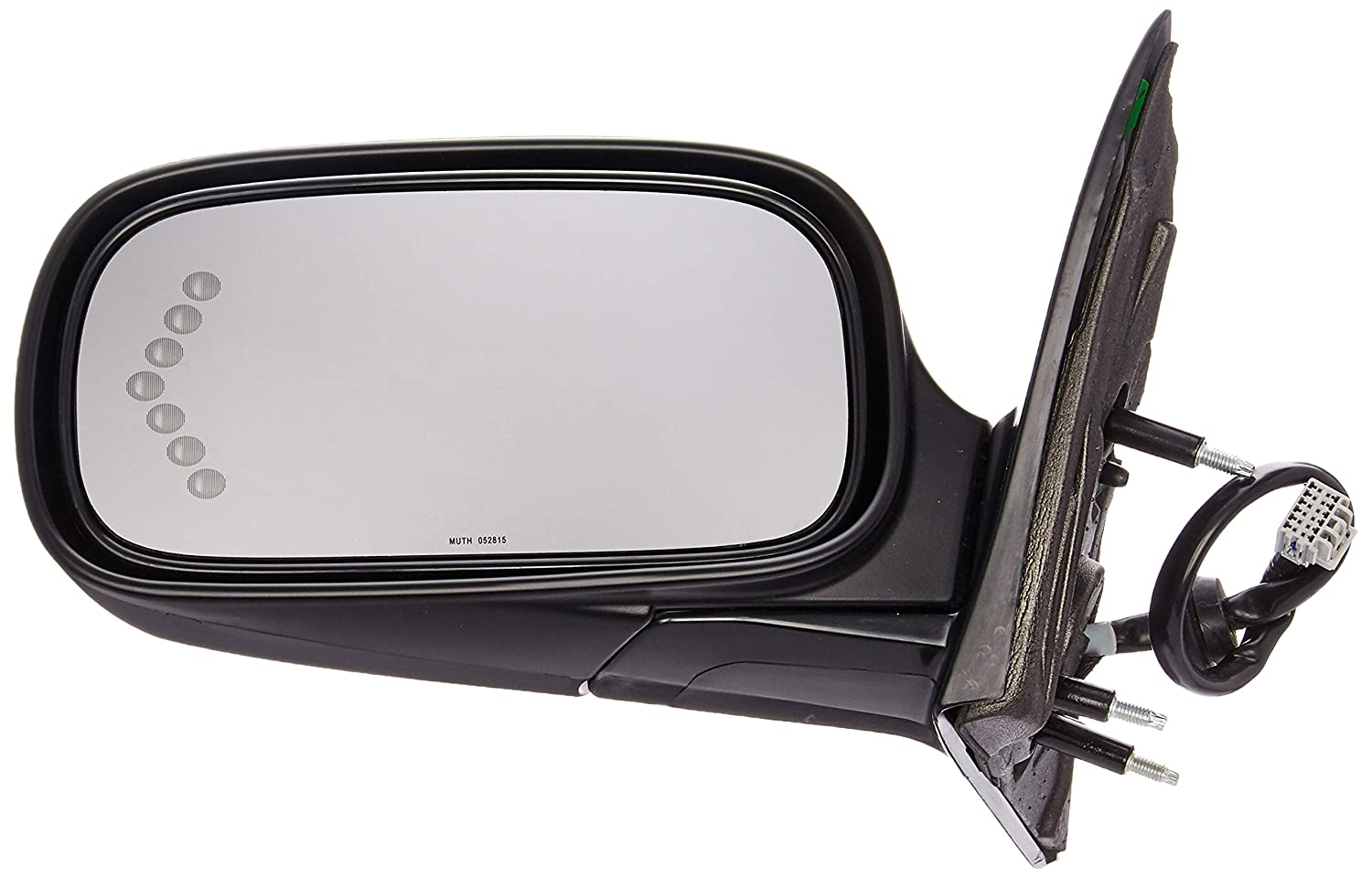 Genuine GM Parts 25823077 Driver Side Mirror Outside Rear View Genuine General Motors Parts