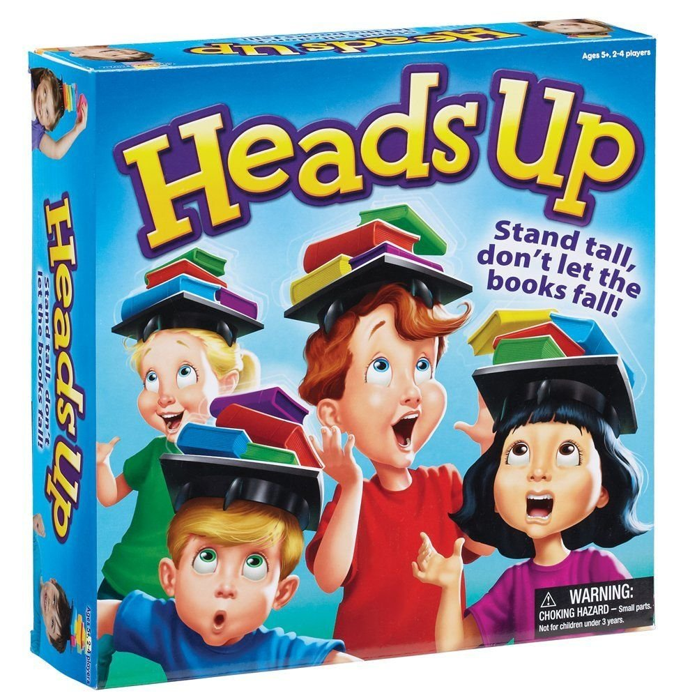 Heads Up! Game Game Game by Quercetti 5f088b