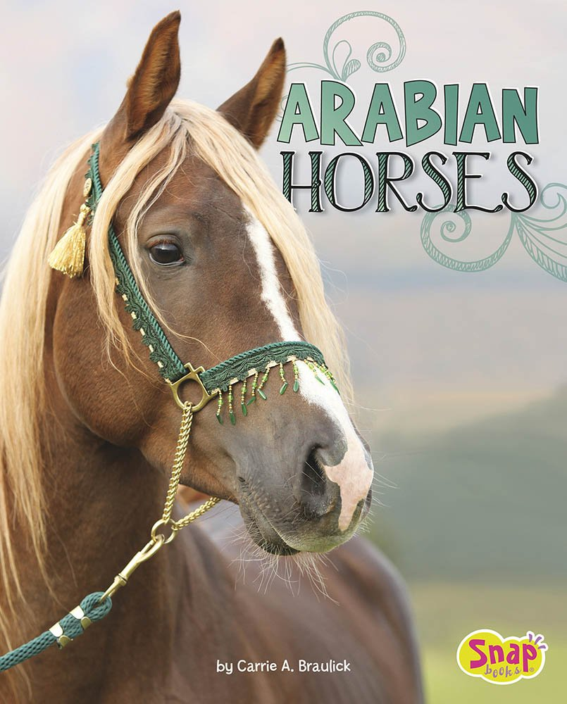 Download Arabian Horses (Horse Breeds) pdf epub