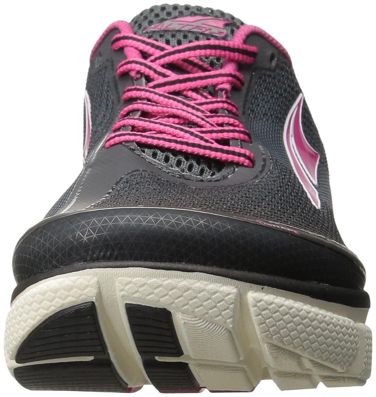 Altra Women's Torin 2.5 Trail Runner B01B72L4QS 7.5 B(M) US Gray/Raspberry