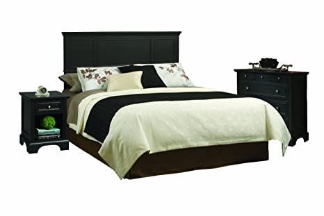 Amazon Home Styles 4848 Bedford Bed Frame King Black Inspiration Bedford Bedroom Furniture Creative Plans