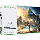 Xbox One S 500GB Console - Assassin's Creed: Origins Bundle