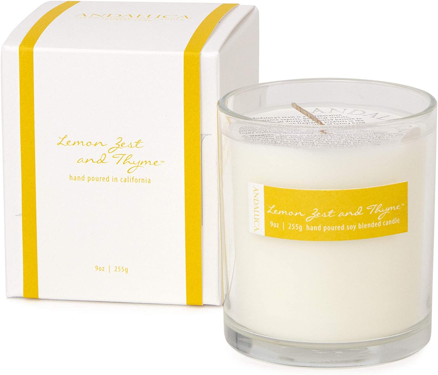 Andaluca candles