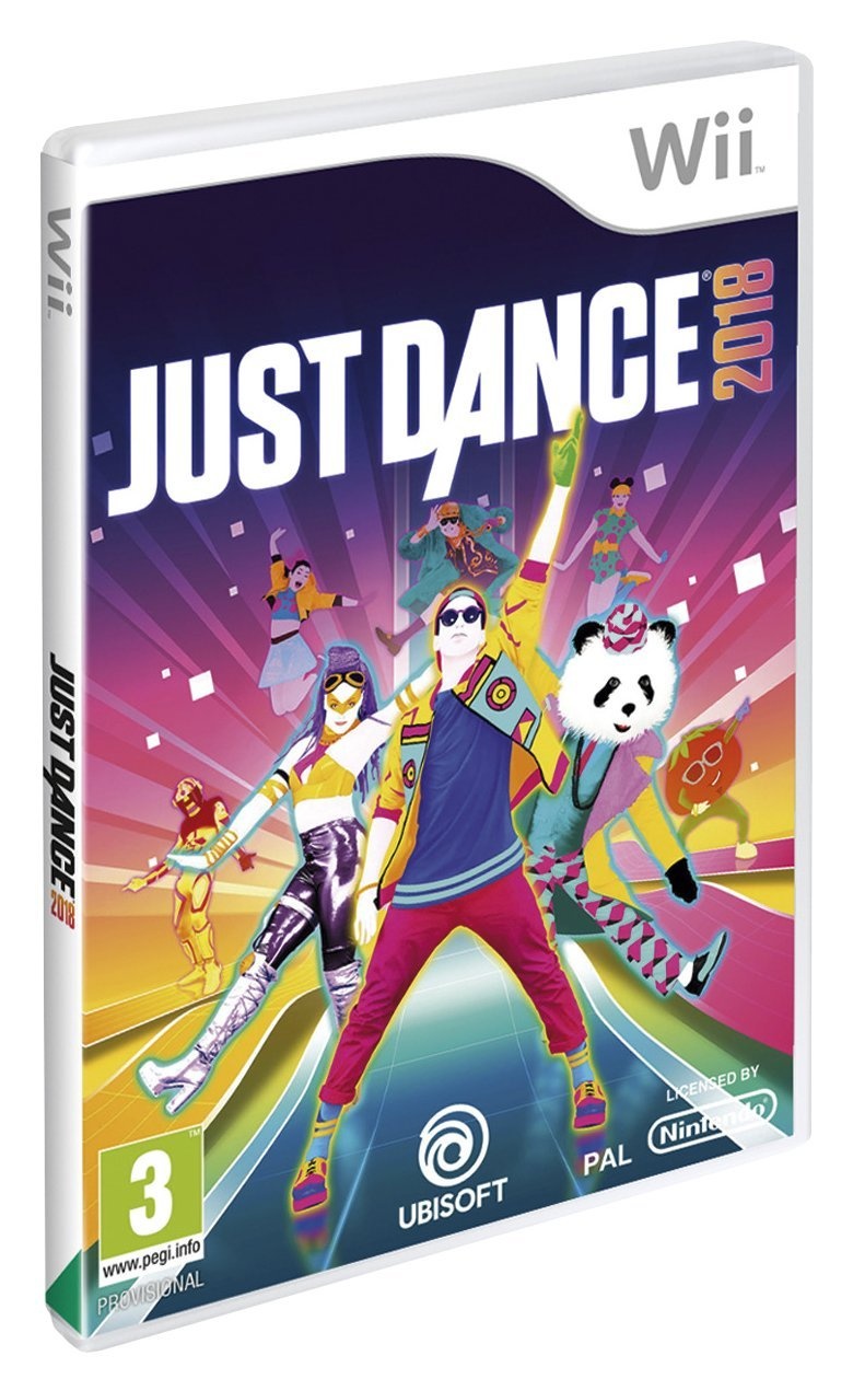 Just Dance 2018 Nintendo Wii Amazon Es Videojuegos