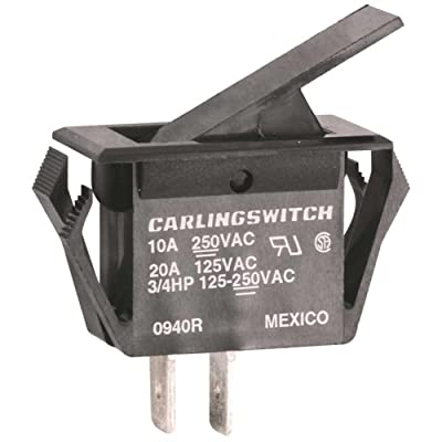 Goodman 0130M00243 Interlock Switch: Home Improvement [5Bkhe0810181]