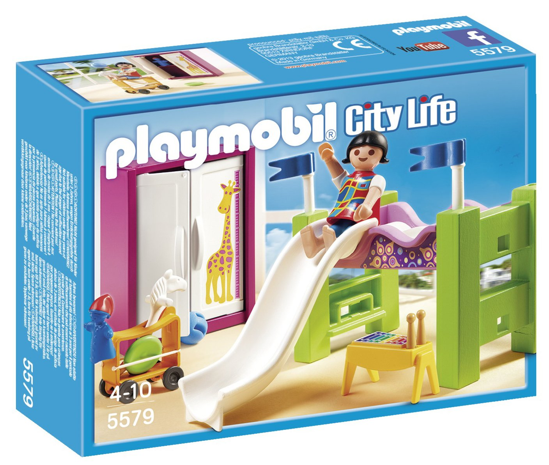 Salle De Bain Neo Frame Leroy Merlin ~ Playmobil 5579 Jeu De Construction 5579 Chambre D Enfant