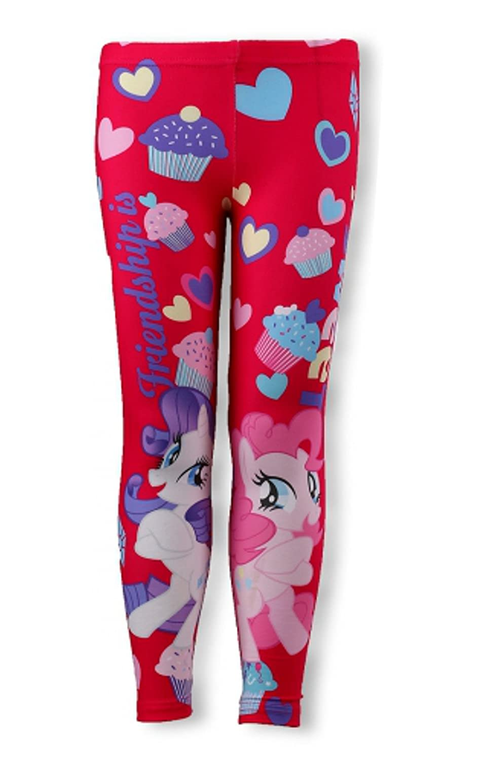 My Little Pony Girls Legging Tights Age 2 to 6 Years