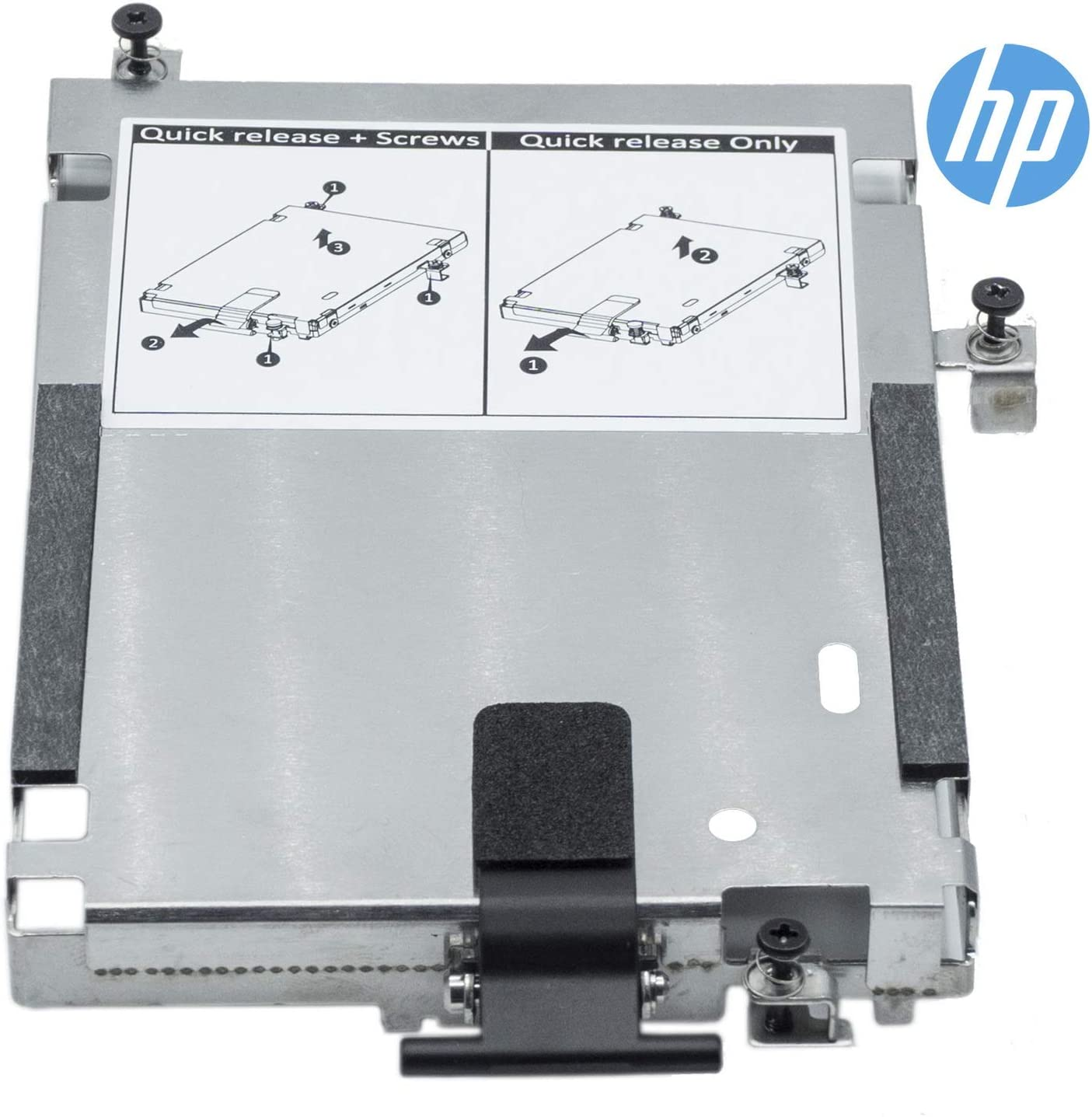 GENUINE Hard Drive HDD Caddy Bracket for HP ZBOOK 15 ZBOOK 17 US