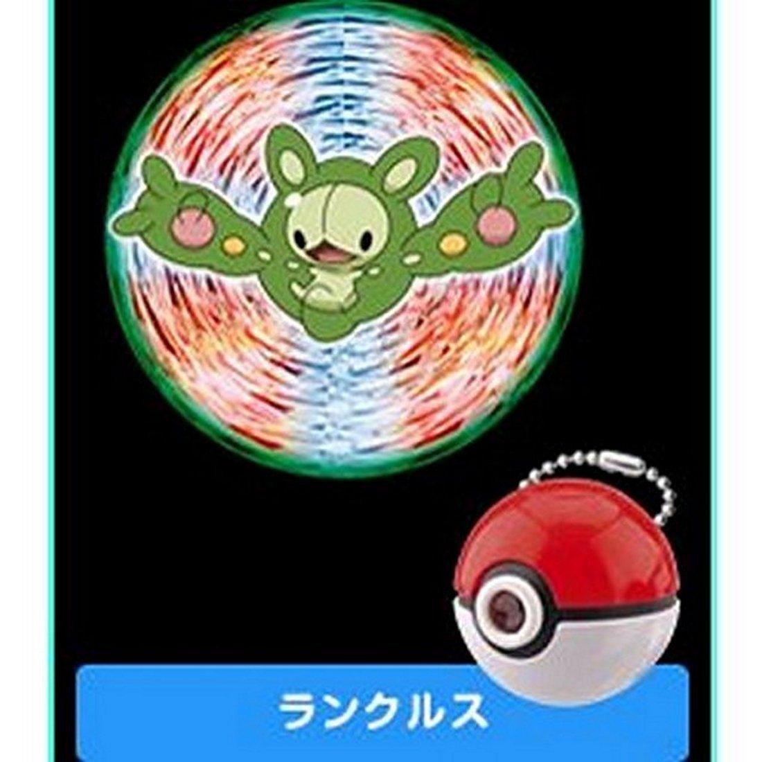 Pokémon BW negro blanco héroe película Pokeball Proyector Luz ...