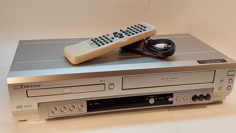 Emerson Ewd2003 Dvd Player / VCR Combo