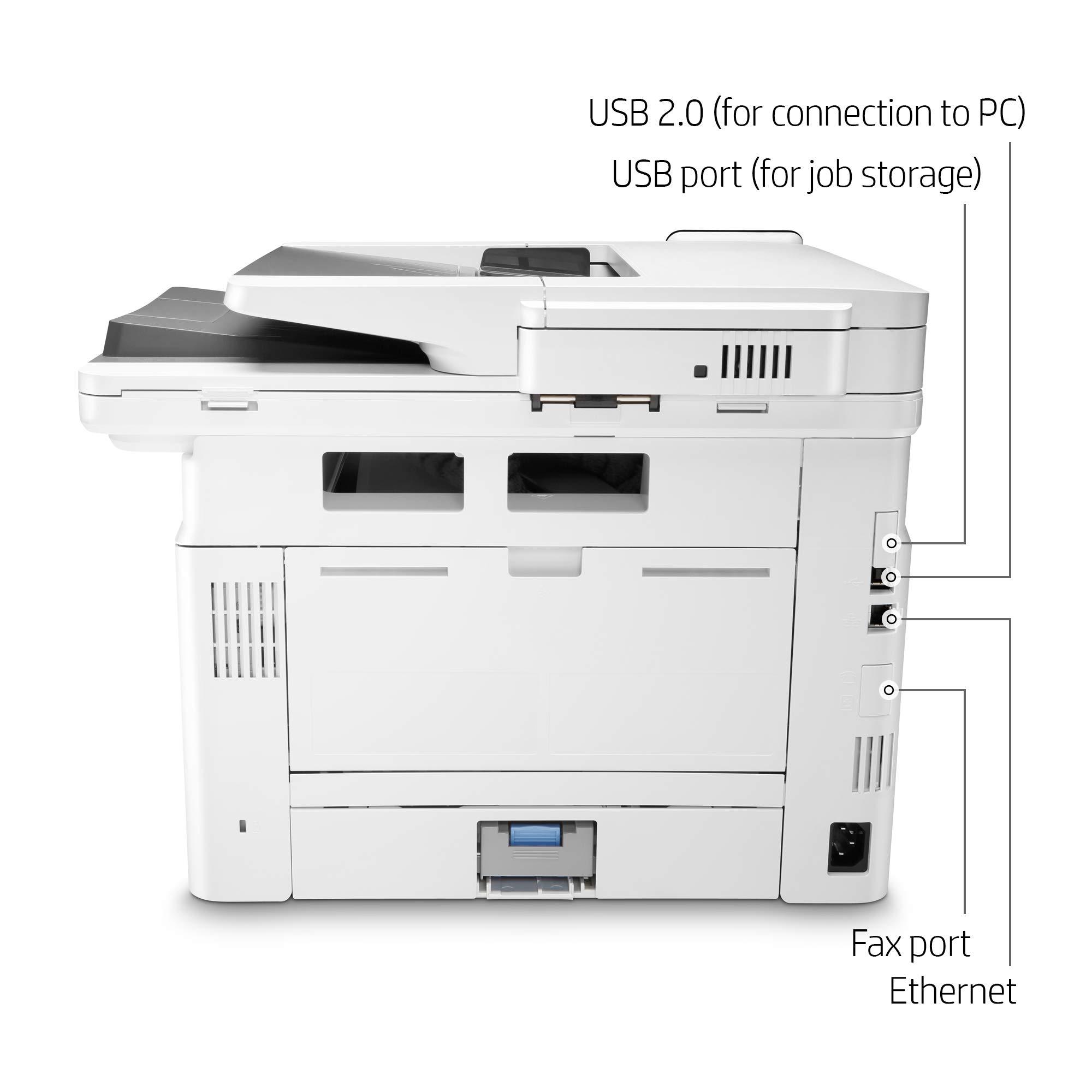 HP LaserJet Pro Multifunction M428fdw Wireless Laser Printer (W1A30A) by HP (Image #15)