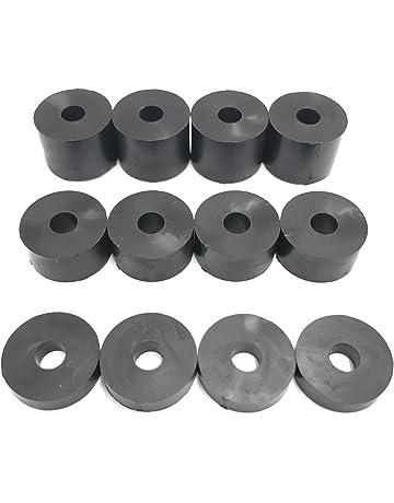 Easycargo Lot de 100 rondelles en acier inoxydable 304