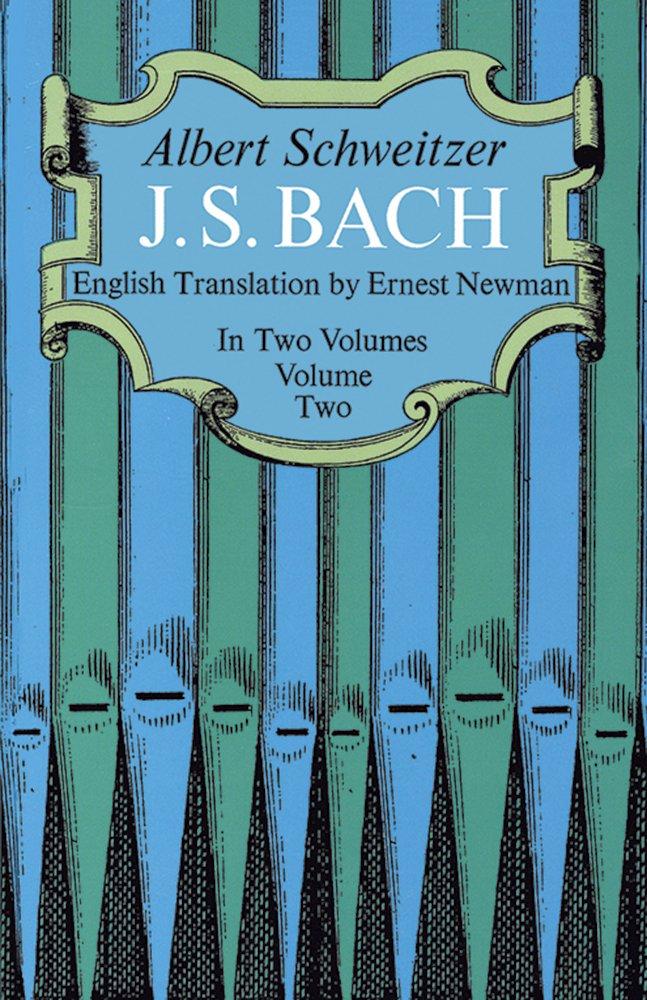 J. S. Bach (Volume 2) pdf