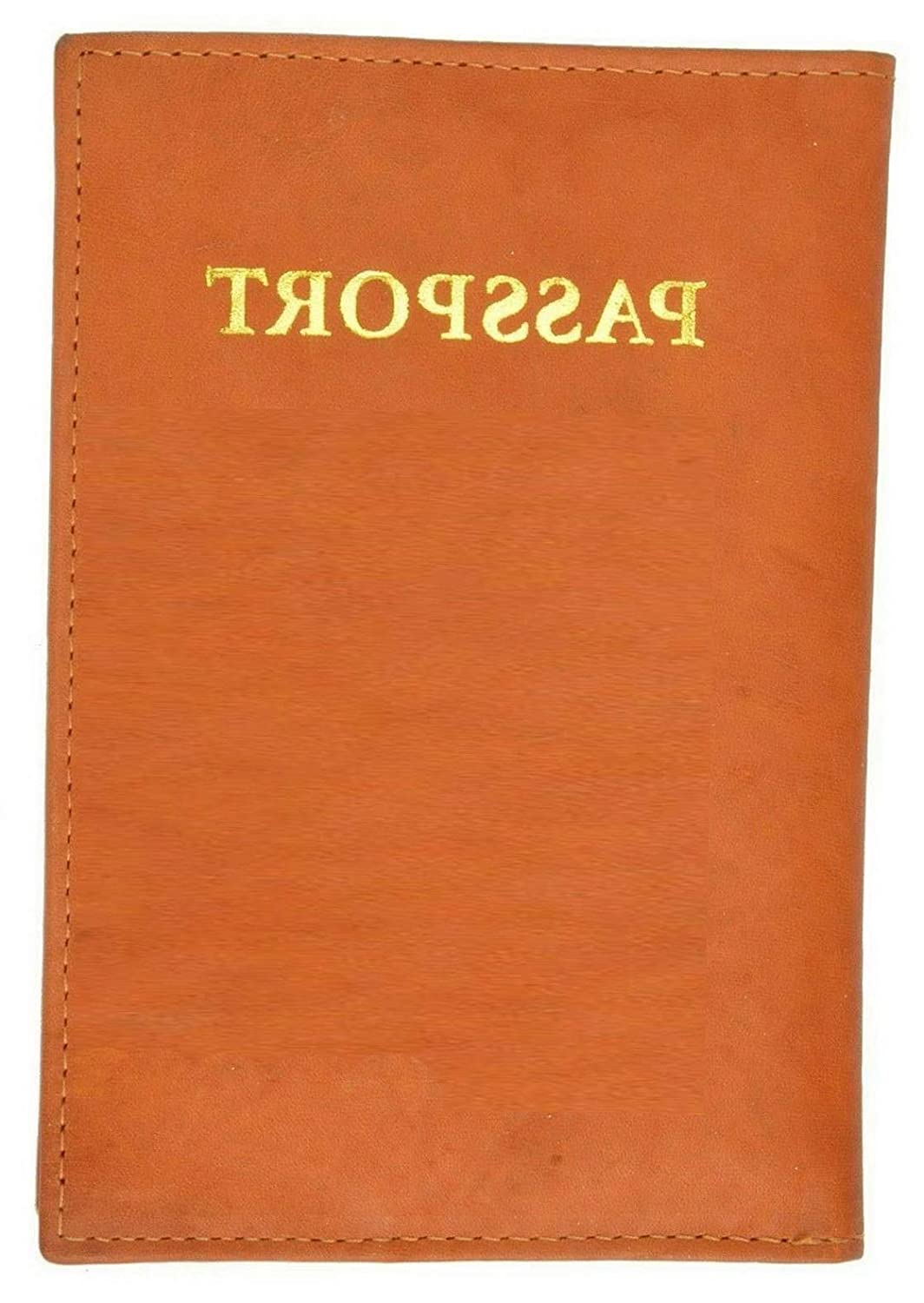 Model TRVLWLLT 1241 Mikash RFID Scan Blocking Leather Passport Cover Travel Document Holder Card Wallet