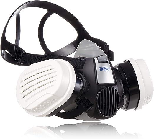 Dräger X-Plore 3300 | Kit de Semi máscara + filtros ABEK1 HG P3 RD ...