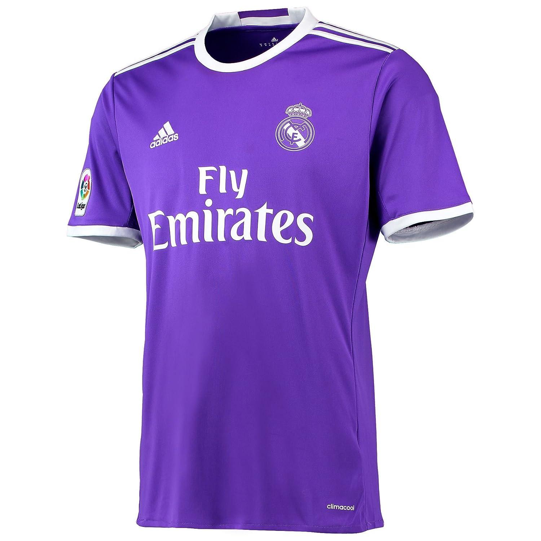 adidas Herren Real Madrid Auswärts Replica Trikot